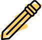 Lápis de escrever
